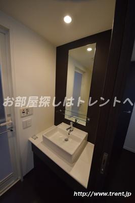 【独立洗面台】KDX大伝馬レジデンス