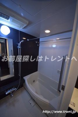 【浴室】KDX大伝馬レジデンス
