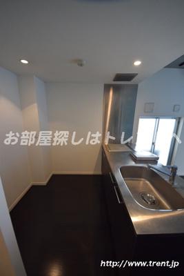 【キッチン】KDX大伝馬レジデンス
