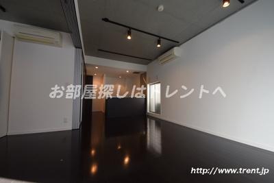 【居間・リビング】KDX大伝馬レジデンス