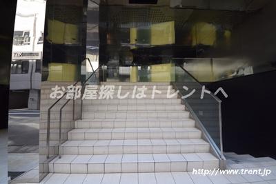 【エントランス】KDX大伝馬レジデンス