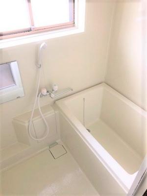 【浴室】コーポサンフラワー B