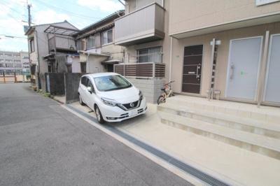 【駐車場】ST CASA 豊中