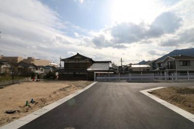 総18区画の新規開発分譲