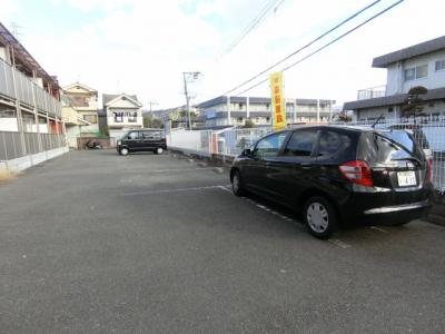 【駐車場】今井ハイツ