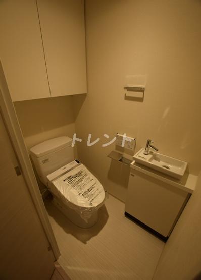 【トイレ】エルスタンザ文京湯島