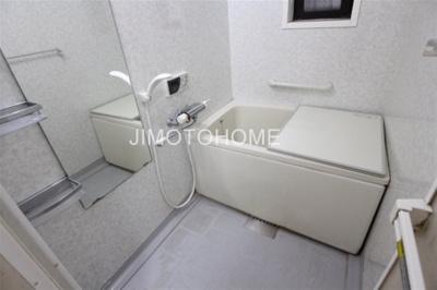 【浴室】ビーバードルチェ市岡