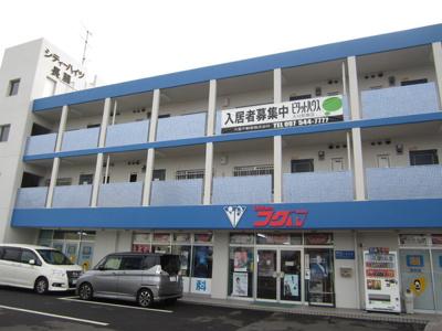【外観】シティハイツ長藤