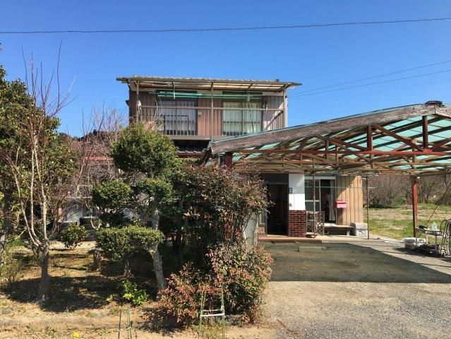 【外観】山田町法田 売地