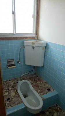 【トイレ】白岩荘