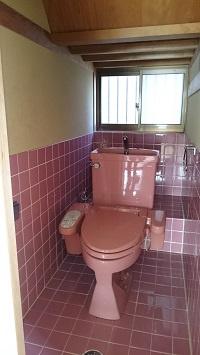 【トイレ】立川町5丁目戸建て