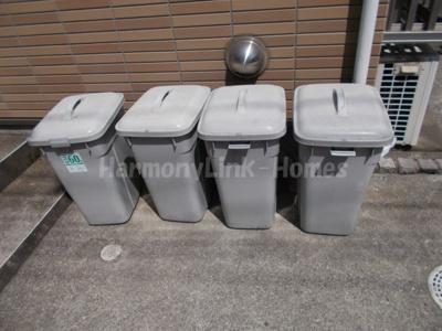 ヴァンタジオMのゴミ箱