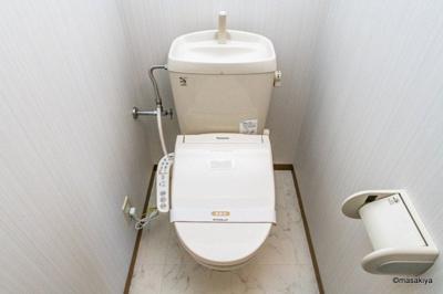 【トイレ】ヴィラージュ本郷