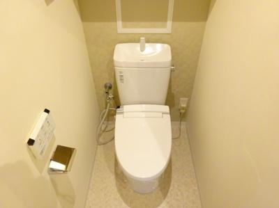 【トイレ】グレイスコート池尻大橋