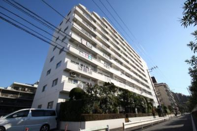 【外観】ダイアパレス東砂 3階 リフォーム済