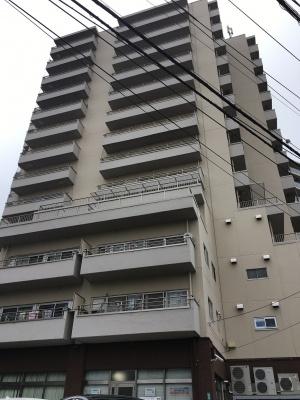 【外観】古河松原マンション
