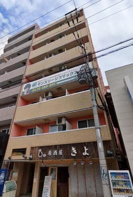 【外観】鶴橋末広ビルⅡ 仲介手数料無料