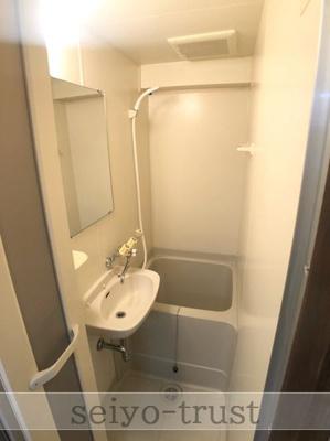 【浴室】チェリーヒルズハラダ