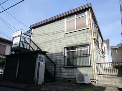 【外観】コーポ村田