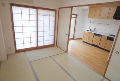 【寝室】芦屋コンチェルト