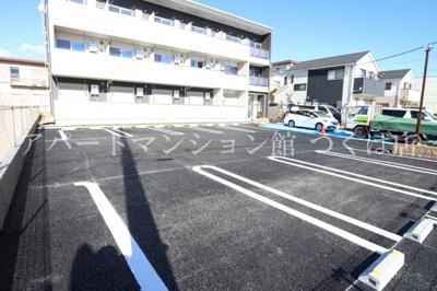 【駐車場】シンフォニー