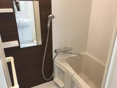 【浴室】サンキャドマス近鉄長瀬駅前
