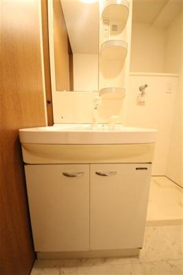 【独立洗面台】天満リバーサイドプラザ