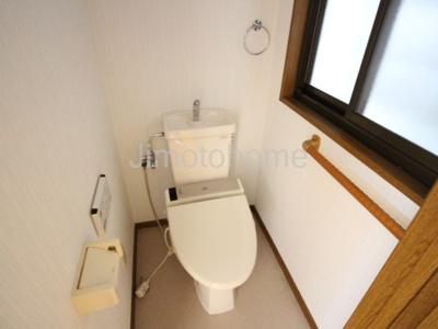 【トイレ】三軒家東4丁目戸建
