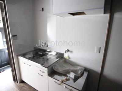 【キッチン】南恩加島2丁目テラスハウス