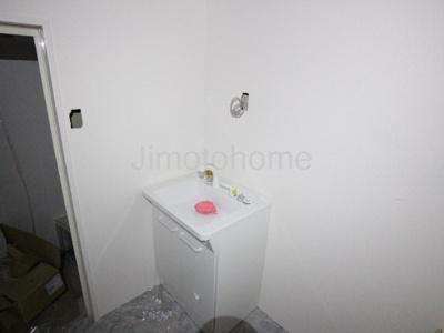 【洗面所】南恩加島2丁目テラスハウス