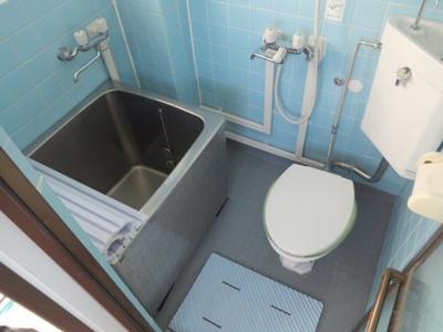 【浴室】メゾンアミノ
