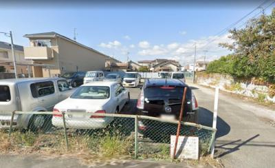 【外観】産所前第2駐車場