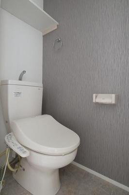 ハーモニーテラス方南のトイレ