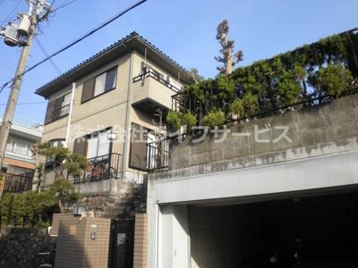 【外観】豊中緑丘3丁目戸建