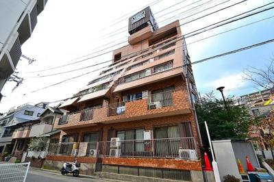 【外観】ライオンズマンション六甲道第2