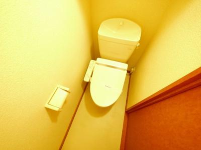 【トイレ】レオパレスコスモ
