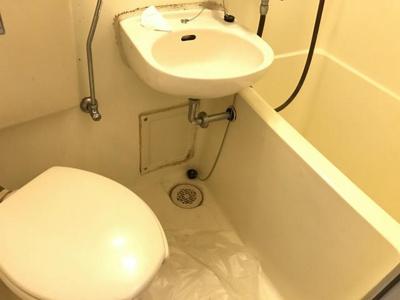 【浴室】荘光ハウス