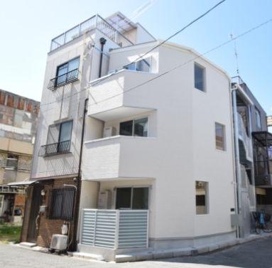 【外観】平成30年建築!検査済証あり!一棟アパート