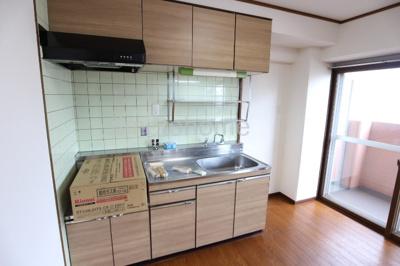 【キッチン】ポートヴィラメイセイ