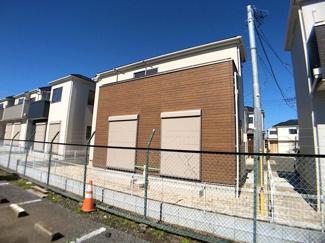 敷地面積は約36坪以上で建物は述べ29.3坪以上の4LDKです。