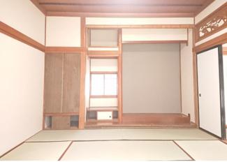 1F  8帖 和室