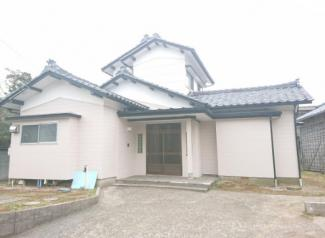 【外観】新潟市西蒲区巻大原 中古戸建