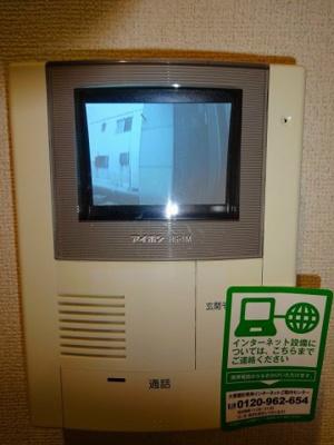 【セキュリティ】パインビレッジ106