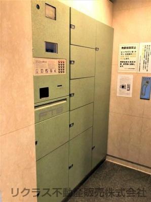 【設備】グランドメゾン神戸山手