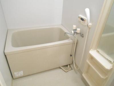 【浴室】ハッピーガーデン