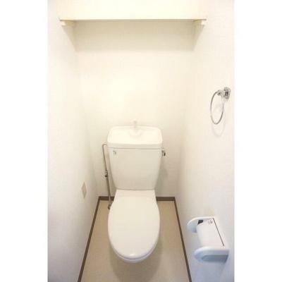 CASSIA東千葉のトイレ