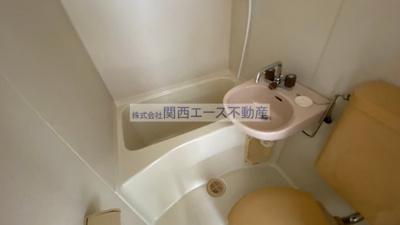 【浴室】ハイム上小阪