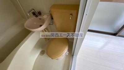 【トイレ】ハイム上小阪