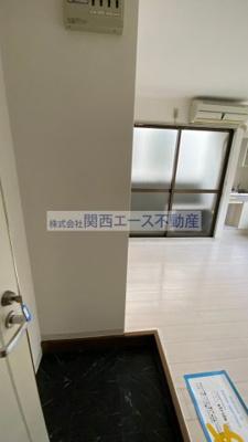 【玄関】ハイム上小阪