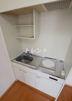 【キッチン】神楽坂フラッツ